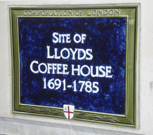 London Coffee Houses