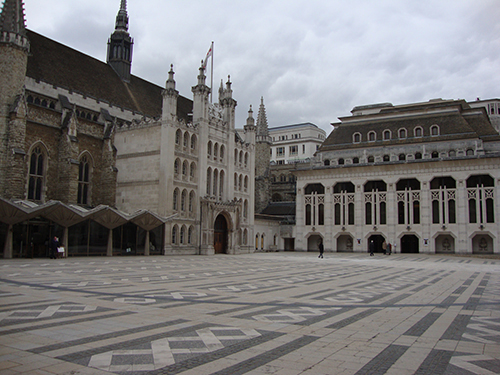 guildhall city of london